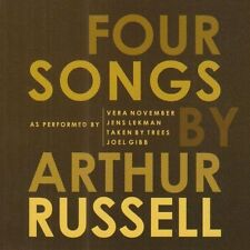 Various Artists-Four Songs By Arthur Russell  CD NEW