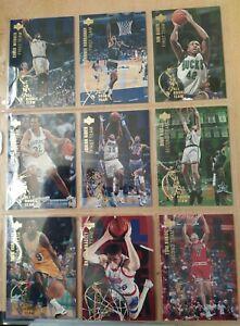 1994 Upper Deck All Rookie team #1-10