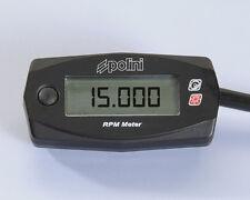 Polini 171.1002 Tachometer RPM Universal Piaggio Vespa Yamaha Aprilia Honda MBK