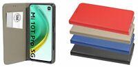 Book-Style Handy Hülle Tasche Etui Schutz Zubehör für XIAOMI MI 10T @COFI