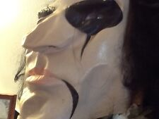 Alice Cooper HALLOWEEN mask!!l full latex original! Official nightmare inc.item