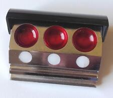 Huilier 3 godets + 2 bâtons de sureau pour réparation horlogerie, montres...