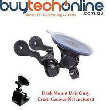 NAVCAM-PROM car windscreen Glass Window Suction Mount for CrashCam  NAVCAM-PRO
