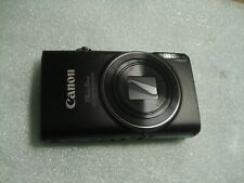 LikeNew Canon Powershot  ELPH 360 HS 20MP Digital Camera - Black