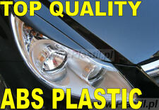 Vauxhal Corsa D eyebrows, genuine  ABS plastic NEW 06-