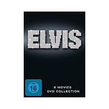 8 DVDs * ELVIS BOX  -  30TH ANNIVERSARY - ACHT FILME # NEU OVP =