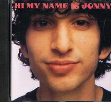CD album: Jonny Polonsky: hi my name is jonny. american. indie rock