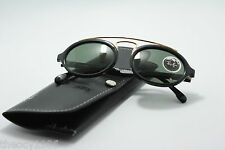 Rayban B&L Oval USA Scratchfree lenses vintage NOS Gatsby Style 6 W0940 48mm