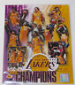 LAKERS SERIAL# 2000 NBA CHAMPIONS 8X10 PHOTO KOBE SHAQ *VERY RARE FIND*