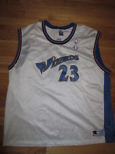 Champion MICHAEL JORDAN No. 23 WASHINGTON WIZARDS (Size 52) Jersey
