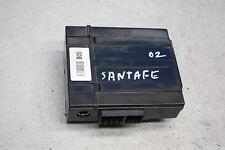 Hyundai Santa Fe 2.4 Komfortsteuergerät Steuergerät 95400-26500 / 9540026500