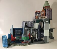 "DC Minimates C3 Batcave Wayne Manor 2"" Figure Rare Art Asylum Lego Compatible"