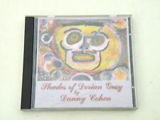 DANNY COHEN - SHADES OF DORIAN GRAY - CD ANTI 2007 - OTTIME CONDIZIONI