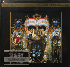 Michael Jackson ‎– Dangerous JAPAN CD K2 HDCD Sealed