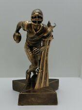 "Lot of 3 Super star resin football trophy award 8"" (00016)"