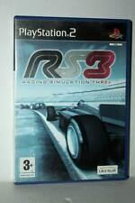 RACING SIMULATION 3 GIOCO USATO BUONO STATO SONY PS2 EDIZIONE ITALIANA GD1 43375