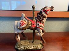 Vintage Willits Limited Carousel Horse American Memories Collection 3731/9500