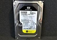 Western Digital WD5003ABYZ 500GB 7.2K 6G 64MB 3.5in SATA Hard Drive (WD5003ABYZ)