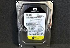 "Western Digital WD5003ABYZ 500GB 7.2K 6G 64MB 3.5"" SATA Hard Drive (WD5003ABYZ)"