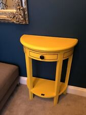 Bespoke Yellow & Black Contempary Table