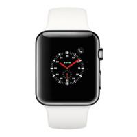 Used Apple Watch Series 2 White - Aluminium - 42mm - White Band