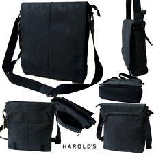 Tasche Umhängetasche Notebook Büro Schule City Canvas Harold's darkstone Ta8042*
