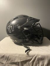 Cascade Lacrosse Helmet Black Spr Fit