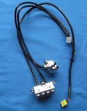 DELL C43CH PWK46 USB/GRUPPO audio con connettore Cavo Scheda Madre 0C43CH 0PWK46