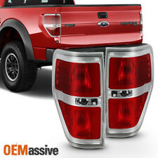 2009-2014 Ford F150 F-150 Tail Lights Lamps Left+Right Pair 09 10 11 12 13 14