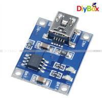 10PCS 5V Mini USB 1A Lithium 18650 Battery Charging Board  Charger Module TP4056
