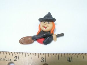 """Small """"Witch"""" Pin Perfect for Halloween...Great For Adults and Children"""