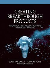 NEW Creating Breakthrough Products; Cagan & Vogel; Hardcover