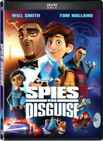 Spies in Disguise [New DVD] Dolby, Subtitled, Widescreen
