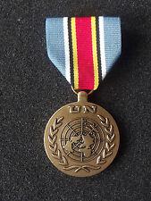 ^ (a27-050) ONU Service Medal ONU M.I.T. Timor-Lesoto