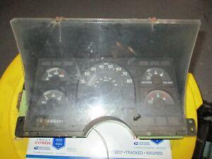 🔥 1988 C2500 SPEEDOMETER DISPLAY INSTRUMENT CLUSTER GAUGES PANEL ODOMETER DASH