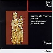 Ensemble Organum : Tournai Mass CD Value Guaranteed from eBay's biggest seller!