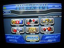 Merit Megatouch Maxx Sapphire 2 Hard drive latest version 13.11 mega touch
