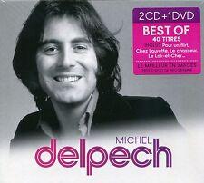 Michel Delpech : Best of (2 CD + DVD)