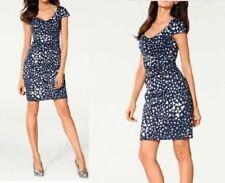 Ashley Brooke Kurzarm Damenkleider in Übergröße