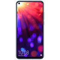 """Huawei Honor View 20 V20 Blue Dual SIM 6/128GB 6.4"""" Kirin 980 Android 9 By Fedex"""