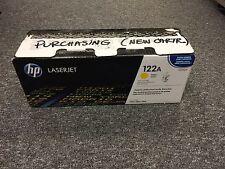 HP Laserjet Q3962A HP 122 A Cartucho De Tóner Amarillo