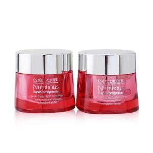 NEW Estee Lauder Nutritious Super-Pomegranate Day & Night Radiance Set: 2pcs