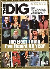 1998 The Dig Crossbeat Japan Magazine Leonard Cohen Blur Zombies