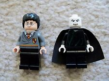 LEGO Harry Potter - Rare Voldemort & Harry Potter - Excellent - From 4842