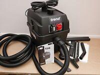 TREND T35/A 2200 WATT M CLASS WET & DRY VACUUM DUST EXTRACTOR 230V