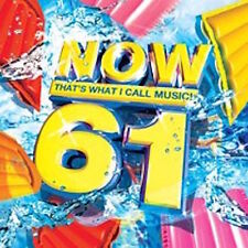 Now That's What I Call Music 61 2 Disc CD FREE SHIPPING