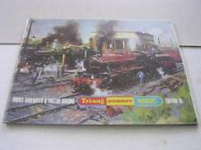 Tri-Ang Hornby Minic Model Railways & Motor Cars Catalog #16 1970 w/ 43 Pages