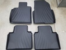 Genuine Honda  ACCORD High Wall All Season Floor Mat Set 08P17-TVA-100