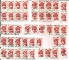 INDIA USED STAMPS - C.V.RAMAN - 1100 IN 1 LOT