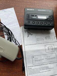 Sony Walkman Radio Cassette Player